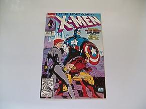 THE UNCANNY X-MEN #268 MARVEL COMICS 1990