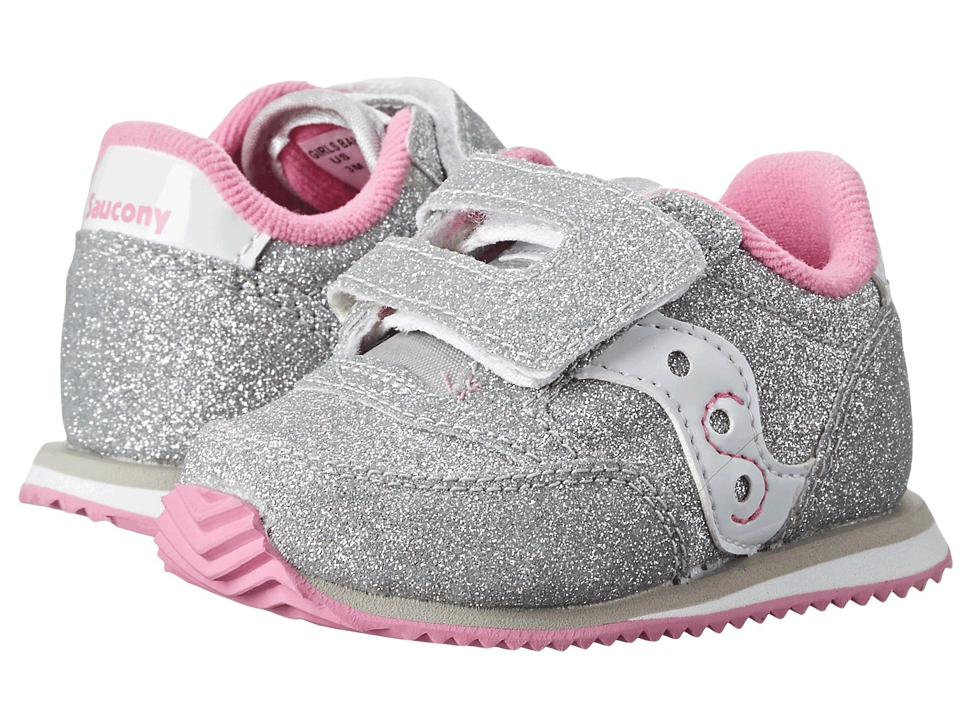 Saucony Kids Baby Jazz Crib Infant at 6pm