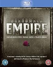 Boardwalk Empire - Season 1-4 Region Free UK