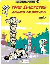 Lucky Luke - Volume 34 - The Daltons Always on the Run (Lucky Luke (English version))