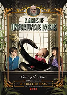 A Series of Unfortunate Events #2: The Reptile Room (English Edition)