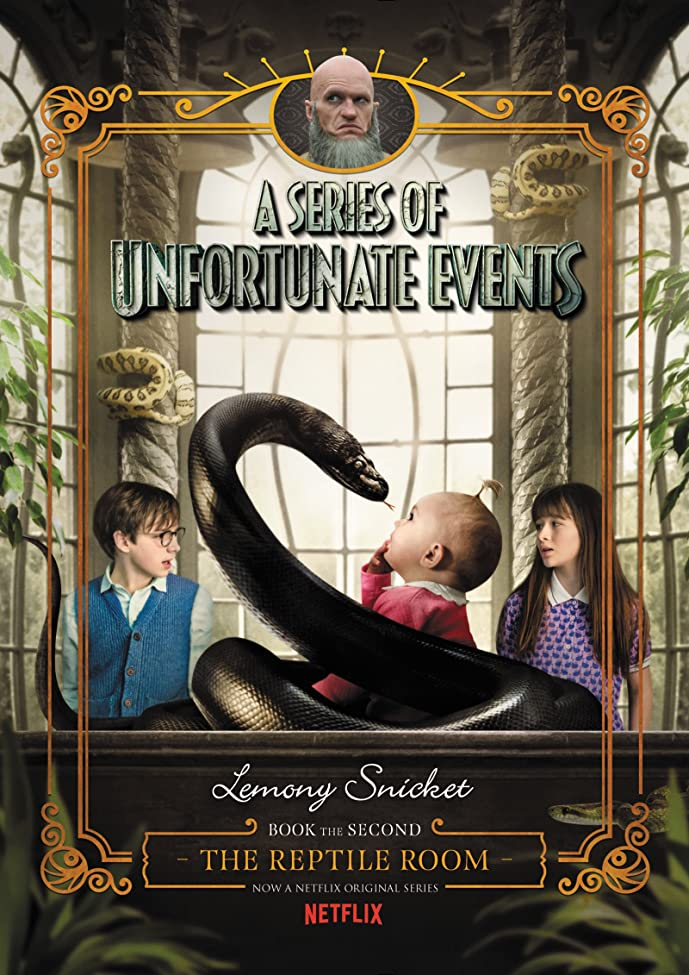気絶させる困惑した会計士A Series of Unfortunate Events #2: The Reptile Room (English Edition)
