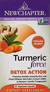 NEW CHAPTER Turmeric Force, 60 Vegetarian Capsules