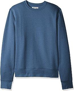 – Suéter de forro polar con cuello redondo para hombre