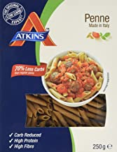 Atkins Low Carb High Protein Penne Pasta 250g 5 Servings Estimated Price : £ 10,99
