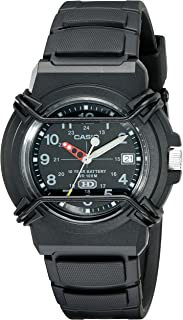 CASIO Men's HDA600B-1BV 10-Year Battery Sport Watch