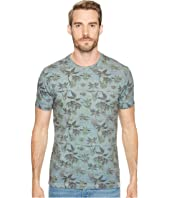 Lucky Brand - South Beach Printed Tee