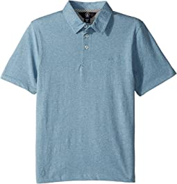 Volcom Kids Wowzer Polo Top (Big Kids)