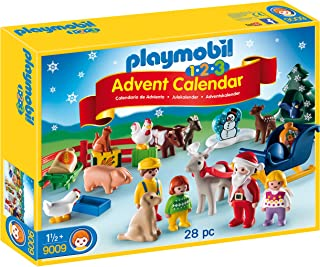 PLAYMOBIL 1.2.3-9009 Playset, Multicolor (9009)