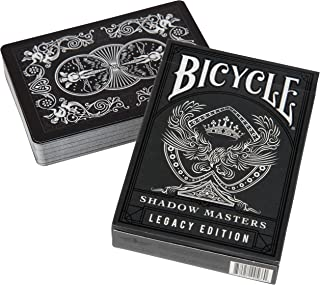 Bicycle Shadow Masters Playing Cards