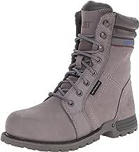 Caterpillar Women's Echo Waterproof Steel Toe Work Boot