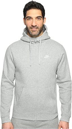 fced2bd0e Dark Grey Heather/Dark Grey Heather/White. 411. Nike. Club Fleece ...