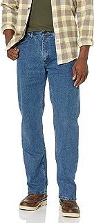Wrangler Authentics Men's Regular Fit Comfort Flex Waist Jean Pants