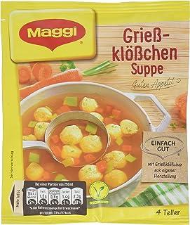 Maggi Guten Appetit Suppe Grießklößchen, 22er Pack (22 x