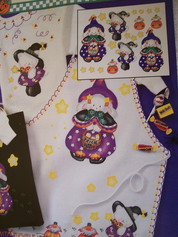 Daisy Kingdom: Cutest Costume: No-Sew Fabric Applique
