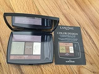 Lancome Color Design 5 Shadow and Liner Palette, No. 603 Olive Soleil, 0.141 Ounce