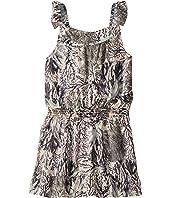 Maaji Kids - Desert Pupfish Short Dress Cover-Up (Toddler/Little Kids/Big Kids)