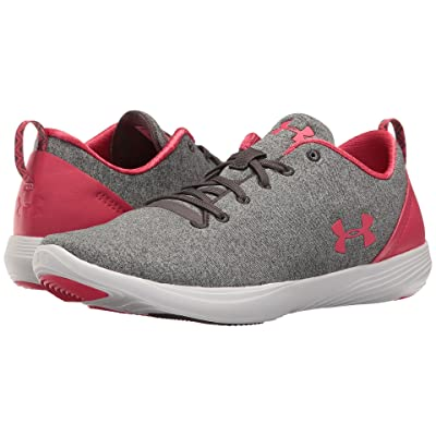Under Armour UA Street Precision Sport Low (Charcoal/White/Gala) Women