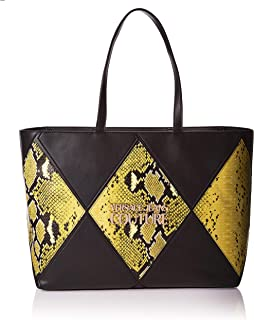 Versace Jeans Couture Tote Bag for Women- Black