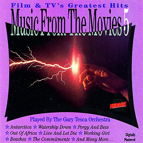 Music From The Movies Part 5 / The Instrumental Versions by