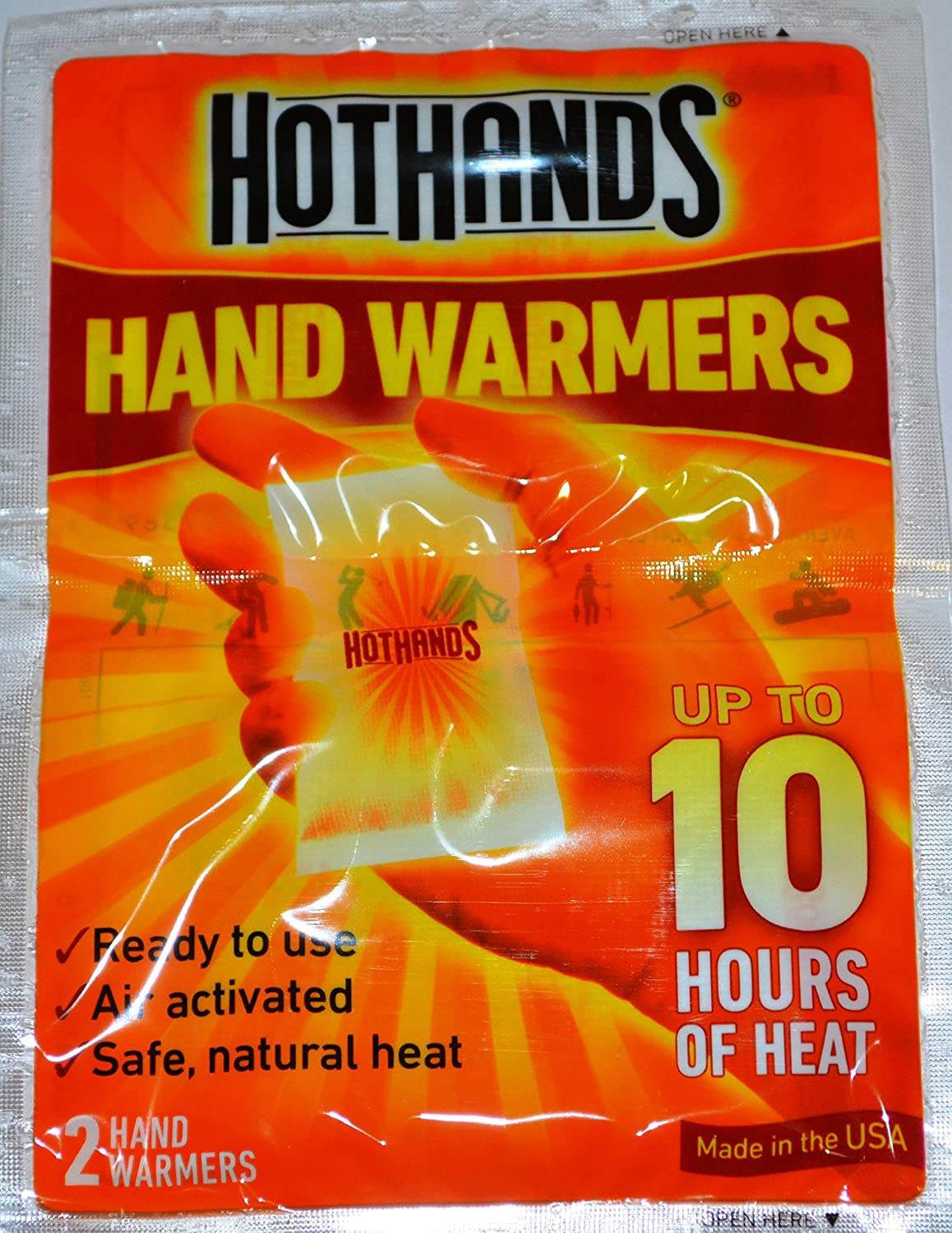 Hot Hands Hand Warmers 18 Ct. by HotHands