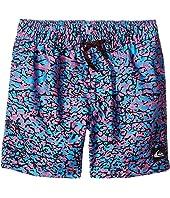 """Variable Volley Shorts 14"""" (Big Kids)"""