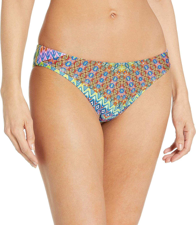 Luli Fama Women's 人気ショップが最安値挑戦 Free Love Full Reversible Bikini Bott Seamless 18%OFF