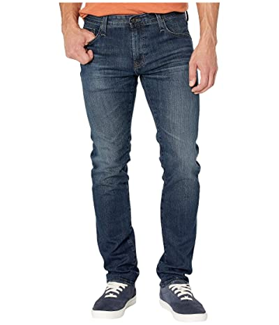 AG Adriano Goldschmied Tellis Modern Slim Leg Jeans in 8 Years Scholar (8 Years Scholar) Men