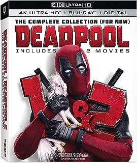 Deadpool 1+2 2-Pack