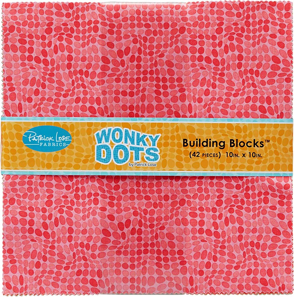 Wonky Dots Building Blocks 10