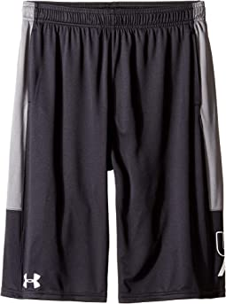 Under Armour Kids Instinct Shorts (Big Kids)