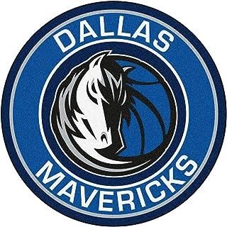 FANMATS 18832 NBA Dallas Mavericks Roundel Mat