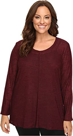 Plus Size Sonnet Long Sleeve