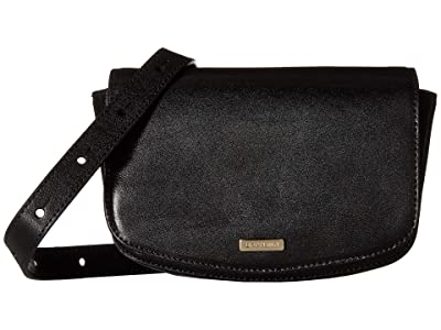 Brahmin Topsail Lil (Black) Handbags