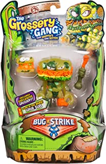 Grossery Gang The S4 Bug Strike Action Figure - Grub Sub