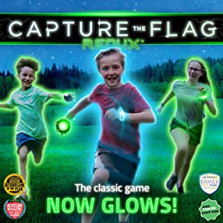 capture the flag birthday party