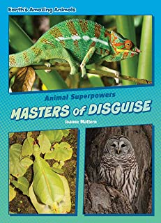 Masters of Disguise (Core Content Science — Animal Superpowers) (English Edition)