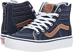 Vans Kids - Sk8-Hi Zip (Little Kid)