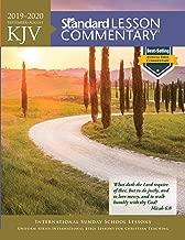 KJV Standard Lesson Commentary® 2019-2020