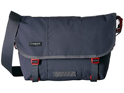 Timbuk2 Flight Classic Messenger Medium (Granite/Flame) Messenger Bags