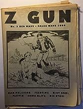 Z Gun: Neo Wave + Paleo Wave (punk rock 'zine), no. 3 (Dan Melchior, Feedtime, Riot Grrl, Mattin, Home Blitz, die Stasi, etc.)