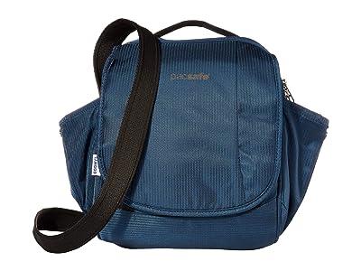 Pacsafe Metrosafe LS200 Econyl Crossbody (Econyl(r) Ocean) Handbags