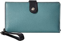 COACH - Phone Wristlet In Colorblock