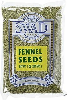 Great Bazaar Swad Fennel Seeds, 7 Ounce