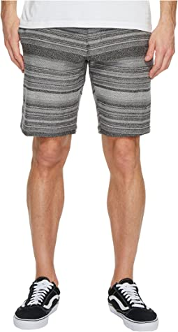 VISSLA - Sofa Surfer Viajero Fleece Shorts 20