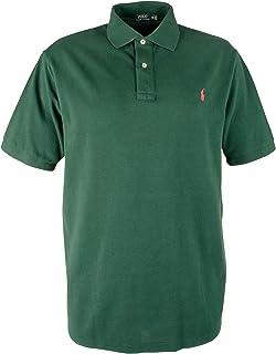 e6083c0ce239c8 Polo Ralph Lauren Men's Big & Tall Classic Fit Mesh Polo Shirt-G-XLT