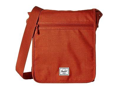 Herschel Supply Co. Lane (Picante Crosshatch) Messenger Bags