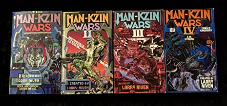 The Man-Kzin wars SET: books I-IV