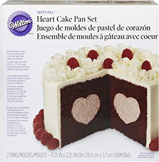 Best heart filled cake Reviews