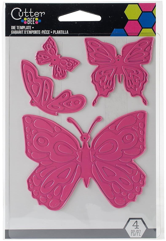 EK Success EK Cutter Bee Butterflies Cutting Dies